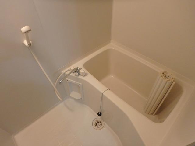 第一MHハウスA棟 208号室の風呂