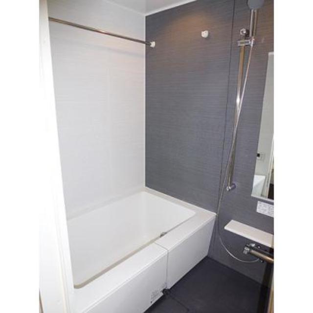 パークキューブ目黒タワー 215号室の風呂