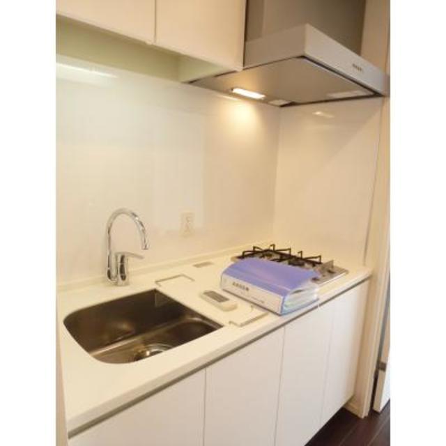 パークキューブ目黒タワー 309号室のキッチン