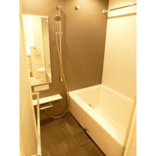 パークキューブ目黒タワー 309号室の風呂