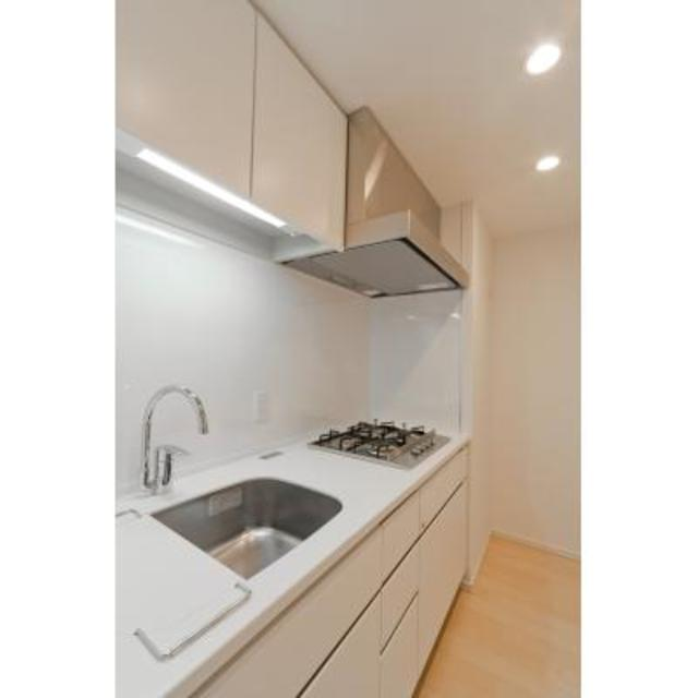 パークキューブ目黒タワー 508号室のキッチン
