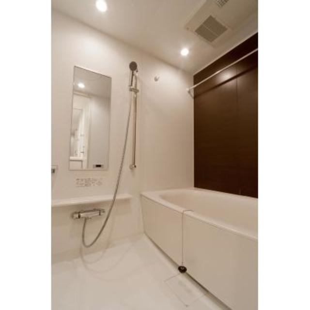 パークキューブ目黒タワー 508号室の風呂