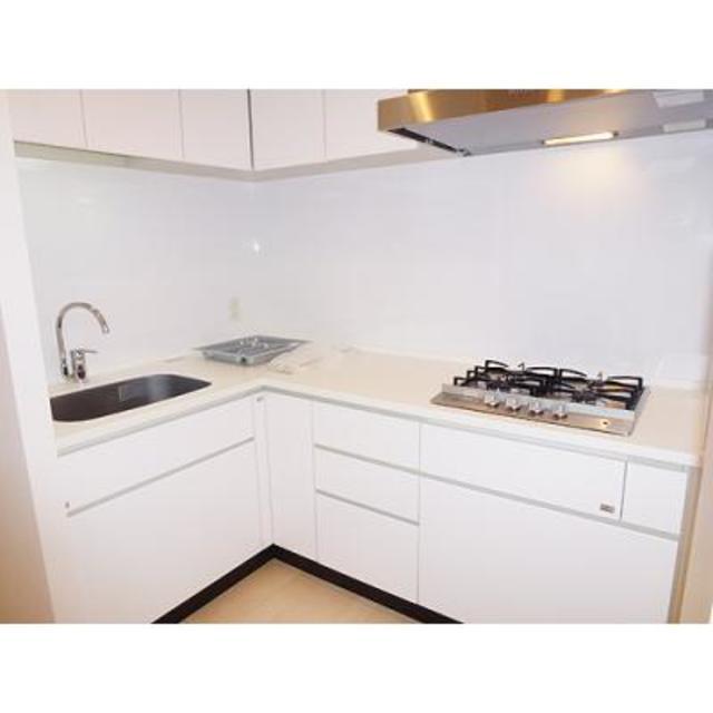 パークキューブ目黒タワー 1203号室のキッチン