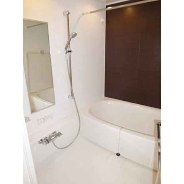 パークキューブ目黒タワー 1203号室の風呂