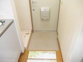 パークヴィラ 3202号室の玄関
