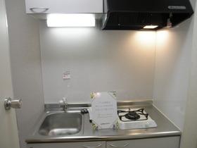 パークヴィラ 3202号室のキッチン