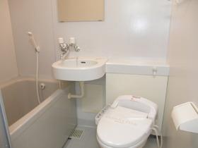 パークヴィラ 3202号室の風呂