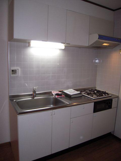 コーポM&I 202号室のキッチン