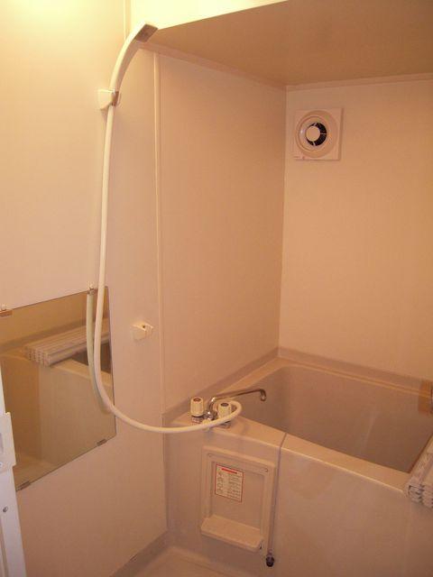 コーポM&I 202号室の風呂