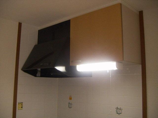 プライヴ 101号室のキッチン