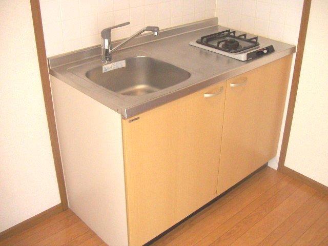 プライヴ 202号室のキッチン