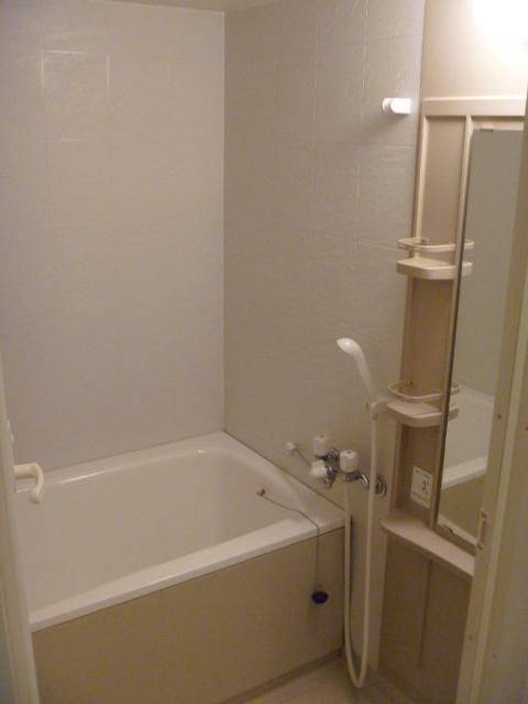 LittleForest 201号室の風呂