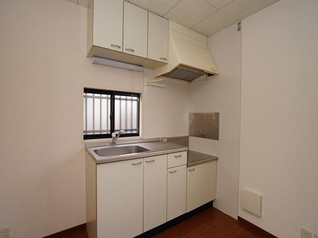 アゼリアガーデン 102号室のキッチン