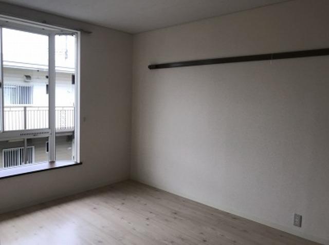 ハイツK A202号室のリビング