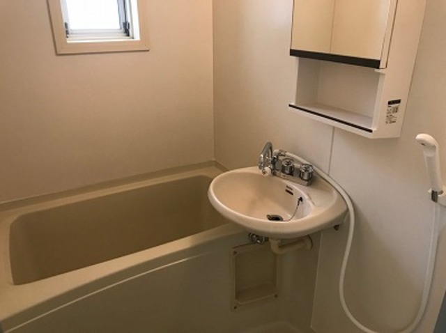 ハイツK A202号室の風呂