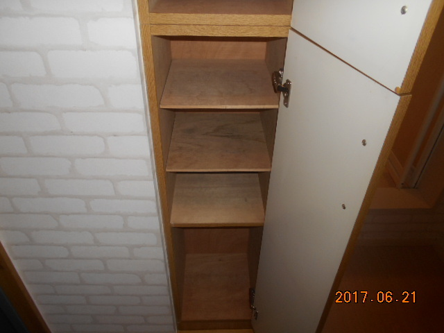 メゾンかんとう A202号室の玄関
