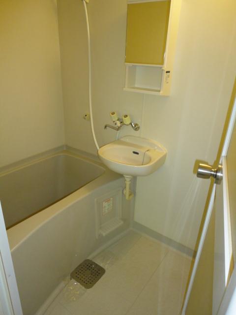 サニ-ヒル 101号室の風呂