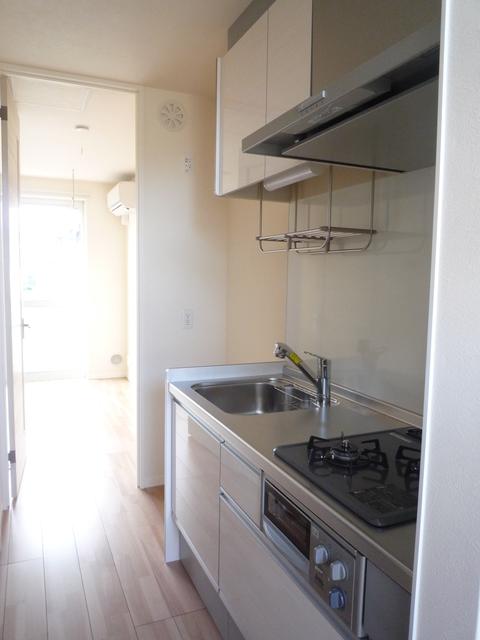 ACコモド 202号室のキッチン