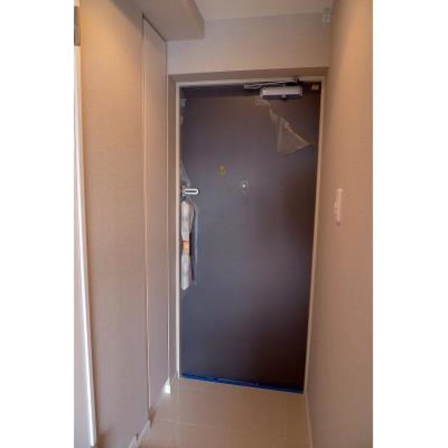 ソラーニ目黒不動前 201号室の玄関