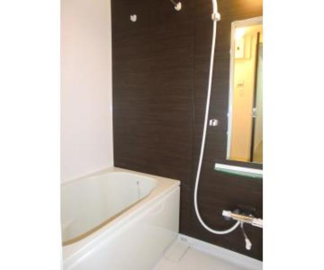 ディアコートA棟 101号室の風呂