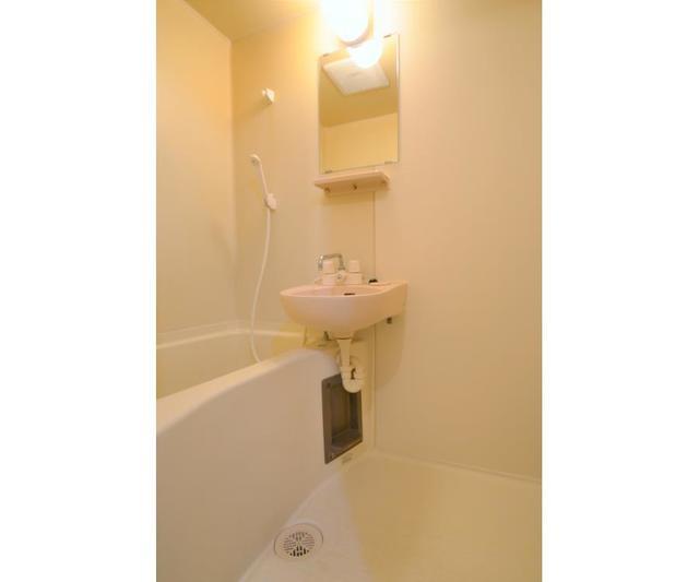 EstateYAMAZAKI 102号室の風呂