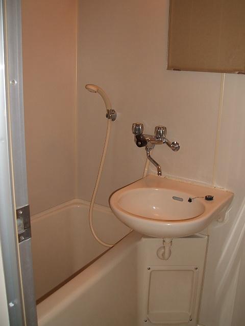 ハイツ伊藤 202号室の風呂