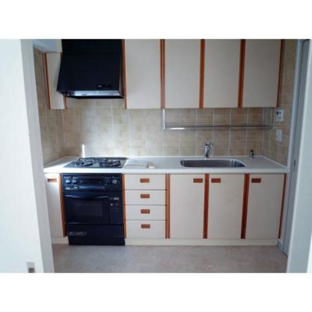 目黒原町パーク・ホームズ 101号室のキッチン