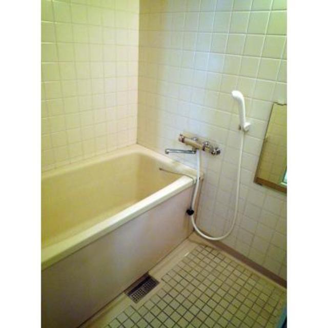 目黒原町パーク・ホームズ 101号室の風呂