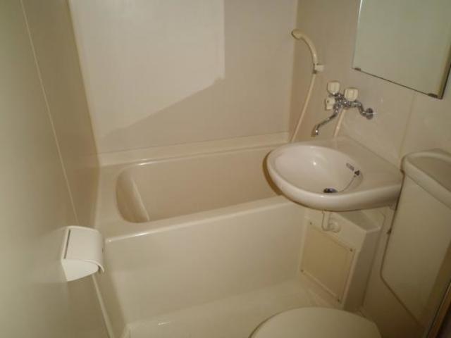雅叙園碑文谷ドミトリィ 304号室の風呂