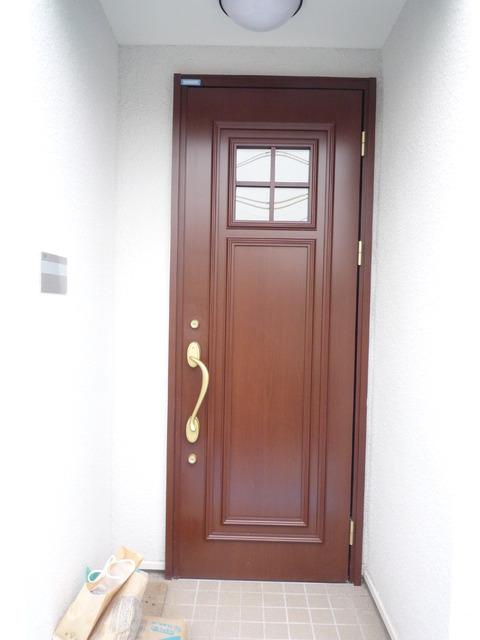 雅ガーデン 101号室の玄関
