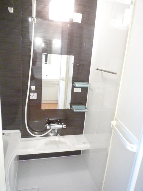 雅ガーデン 101号室の風呂