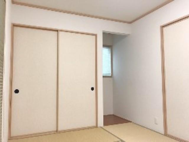 北本戸建の居室