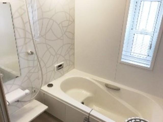 北本戸建の風呂