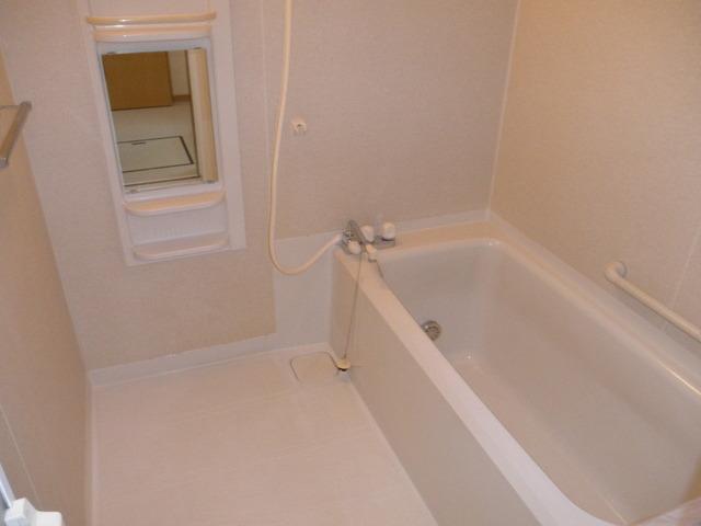 Green Terraceの風呂