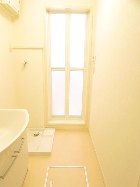 プロビデンシャル 202号室の洗面所