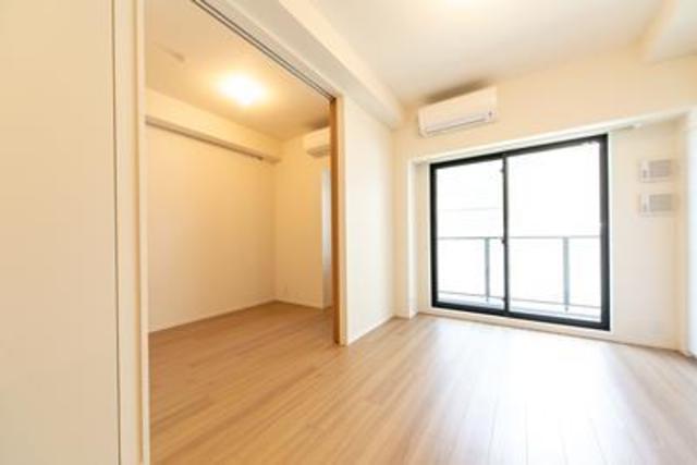 パークアクシス渋谷神山町 302号室のリビング