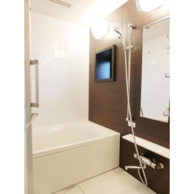パークアクシス渋谷神山町 904号室の風呂