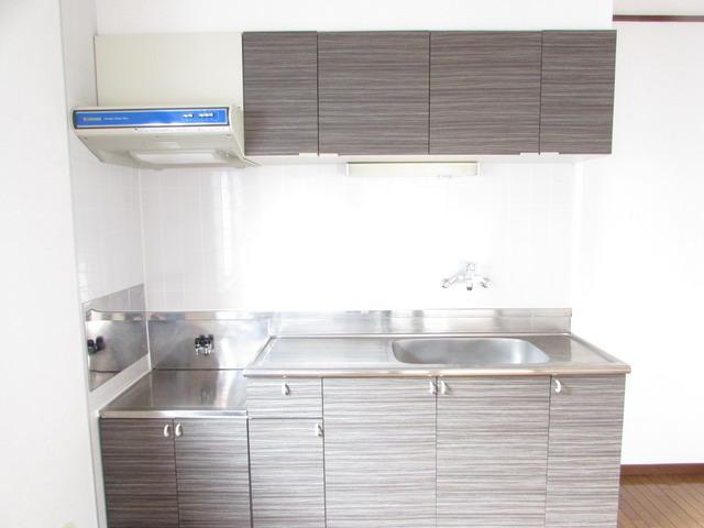 パティオ陣屋Ⅰ 202号室のキッチン