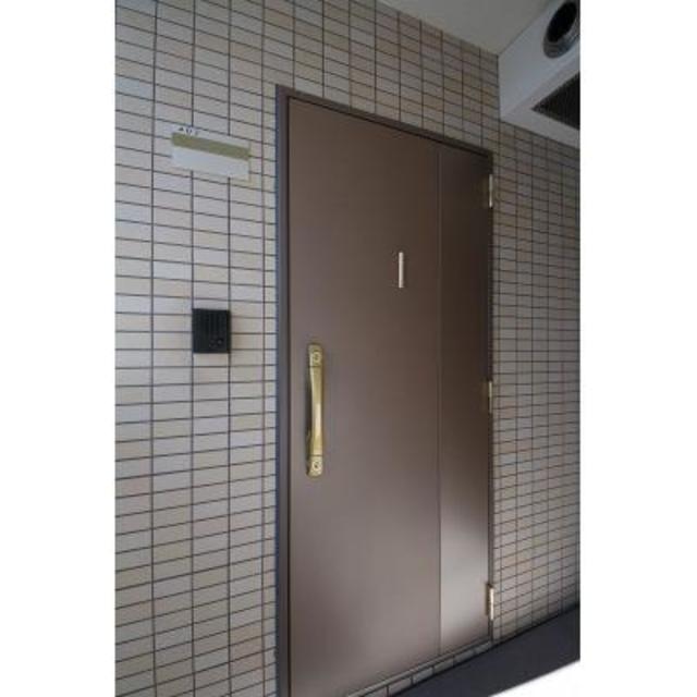 ジーリョ自由が丘 401号室の玄関