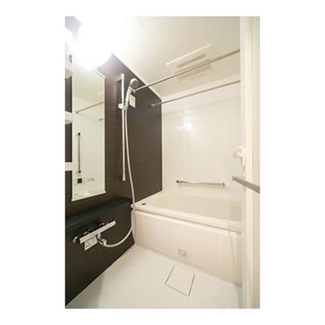 パークアクシス自由が丘テラス 205号室の風呂