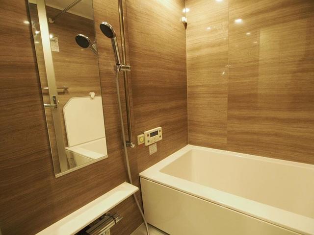 恵比寿ガーデンテラス弐番館 1018号室の風呂