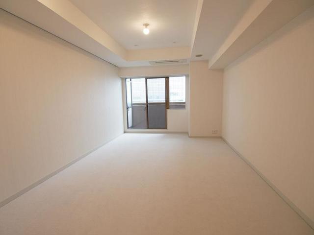 恵比寿ガーデンテラス弐番館 1218号室のリビング