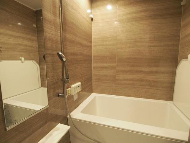 恵比寿ガーデンテラス弐番館 1218号室の風呂