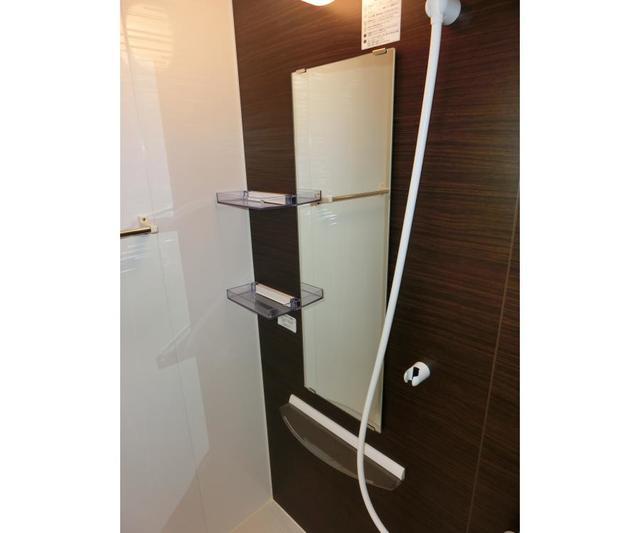 クレスト雪谷大塚 B号室の風呂