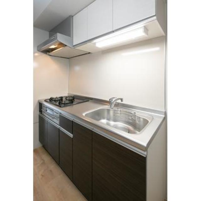 ビアンコネロ雪谷大塚 407号室のキッチン