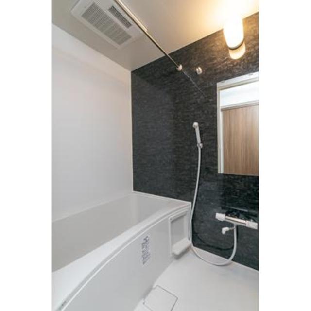 ビアンコネロ雪谷大塚 412号室の風呂