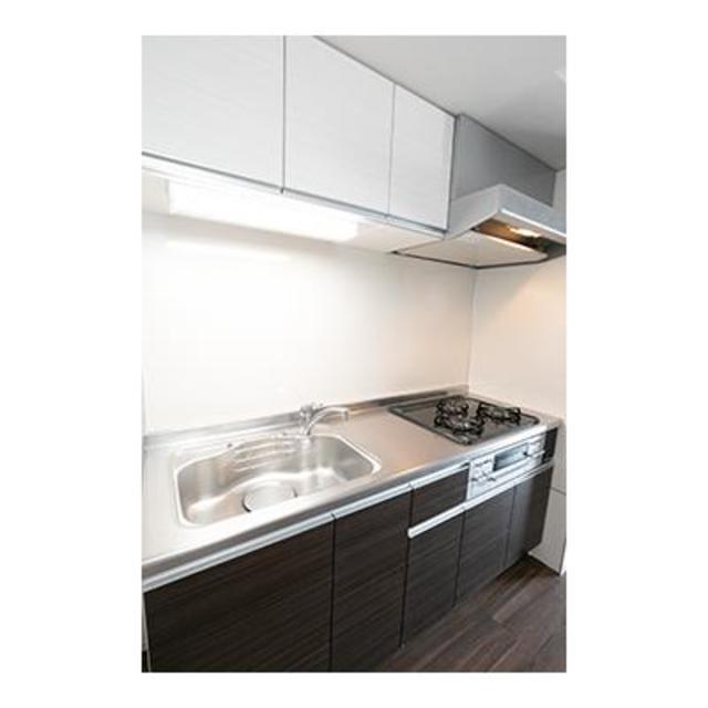 ビアンコネロ雪谷大塚 502号室のキッチン