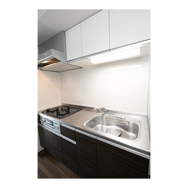 ビアンコネロ雪谷大塚 503号室のキッチン