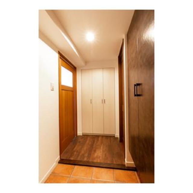 シャトーライフ自由が丘1 201号室の玄関