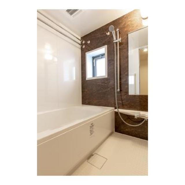 シャトーライフ自由が丘1 201号室の風呂